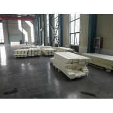 Railway Glass fiber composite sleepers